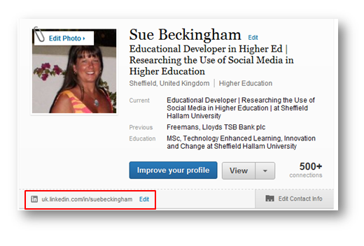 How To Add Letters After Name In Linkedin