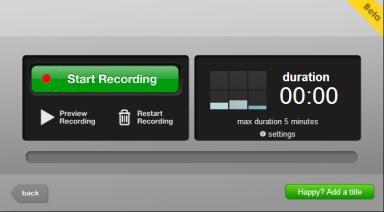 AudioBoo recorder