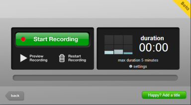 AudioBoo recorder