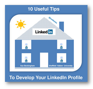 how to add linkedin learning to profile