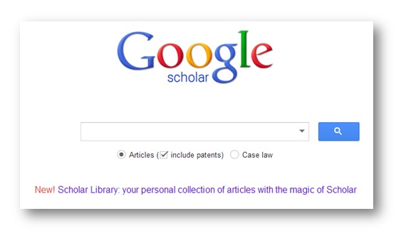 google scholar free articles