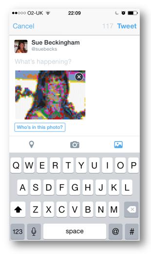 tag a Tweet