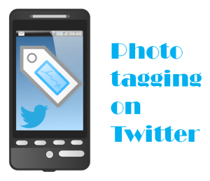 photo tagging in Twitter