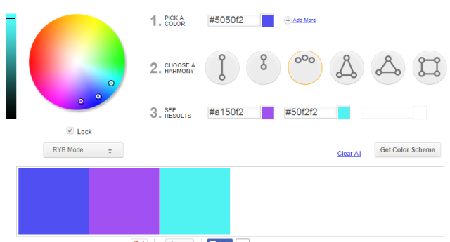 Colour Calculator
