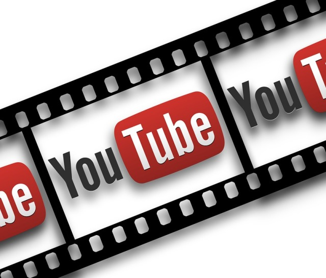 YouTube strip
