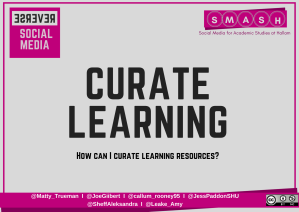 Curate Learning